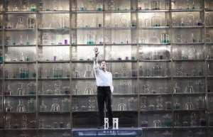 Jekyll in seinem Labor