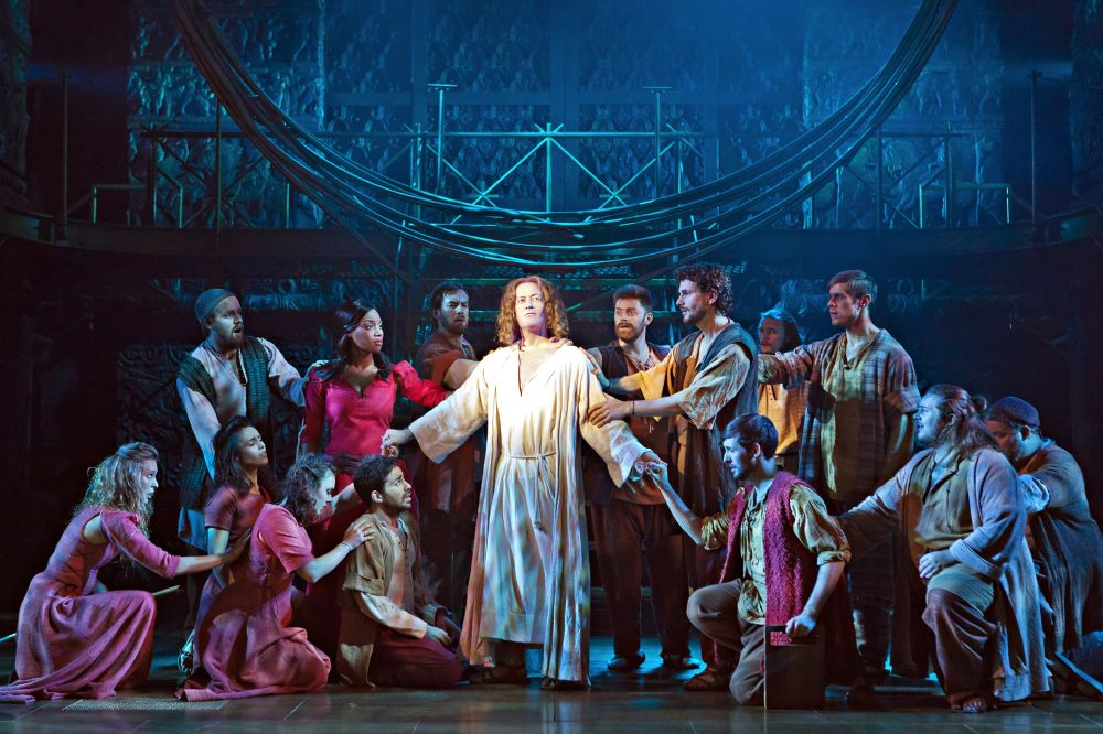 Jesus Christ Superstar Londoner Produktion
