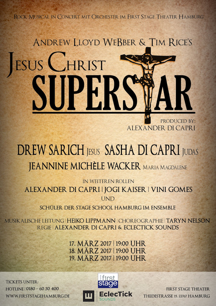 Jesus Christ Superstar in Hamburg