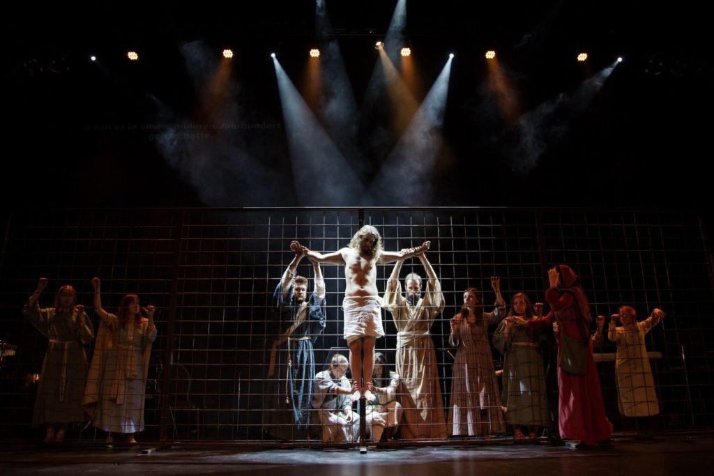 Jesus Christ Superstar in der Inszenierung des IntensivTheater