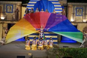 Joseph an der Freilichtbühne Tecklenburg