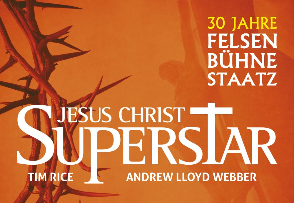 Jesus Christ Superstar Staatz Sujet