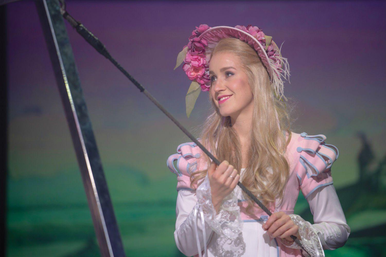 Judith Jandl in Knie - Das Circus Musical