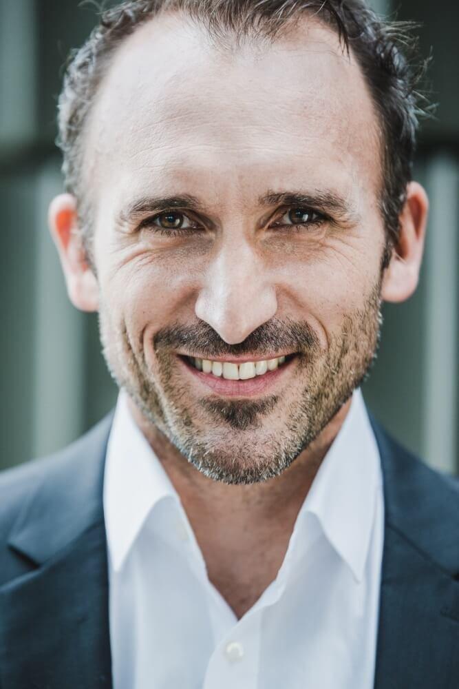 Jürgen Fischer im Portrait