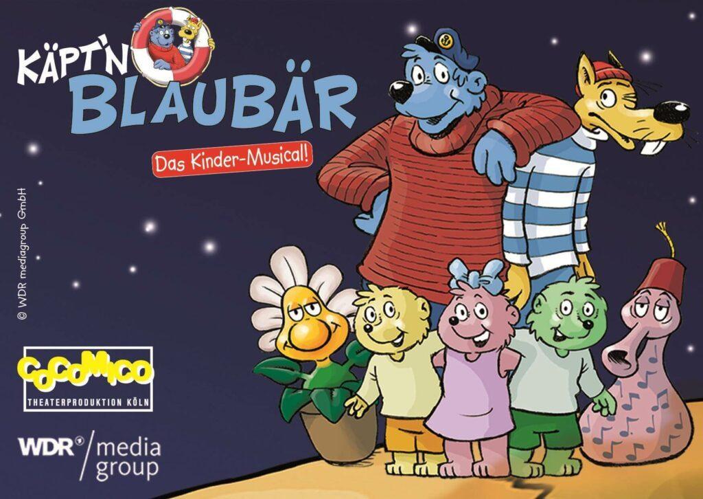 KÄPT'N BLAUBÄR Logo