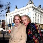 Die Kessler-Zwillinge proben für ICH WAR NOCH NIEMALS IN NEW YORK