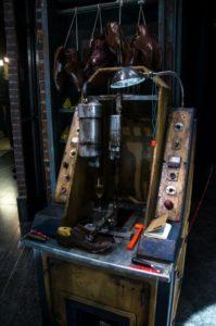 Fabrikmaschine