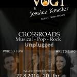 Konzert mit Jessica Kessler in Oberhausen