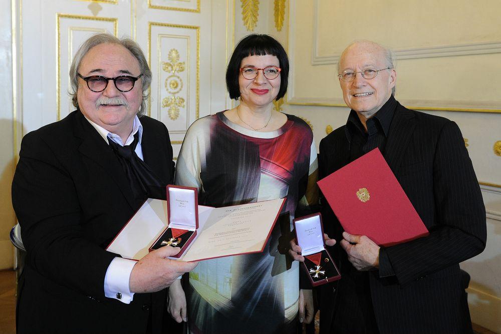 Sylvester Levay, Andrea Ecker, Michael Kunze