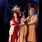 Liebe stirbt nie Gustave mit Christine und Raoul