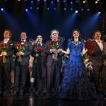 Opulente Premiere für LIEBE STIRBT NIE