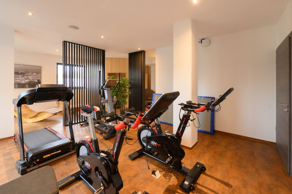 LifeStyle Hotel München Fitness