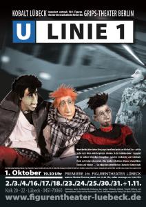 Linie 1 Plakat