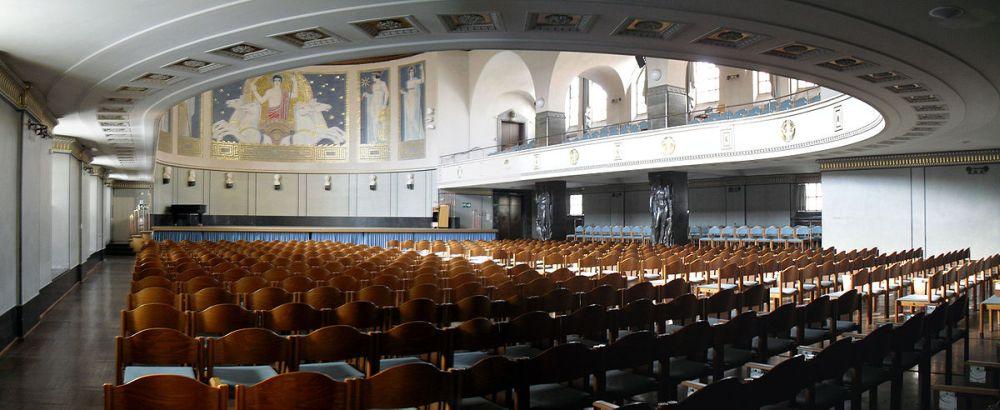 Große Aula LMU