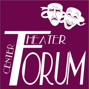 Theater Center Forum Logo