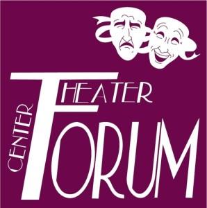 Theater Center Forum Logo