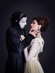 Phantom und Christine