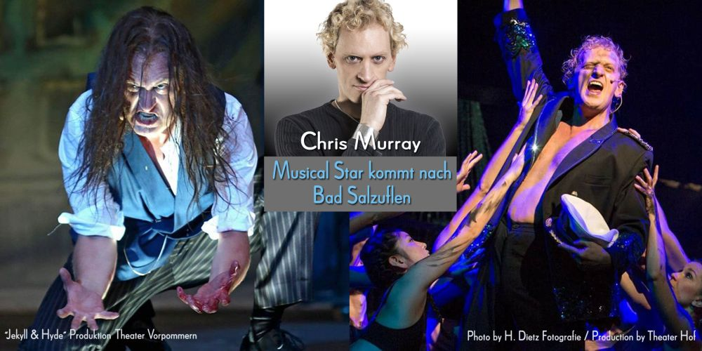 The Magic of Music Chris Murray