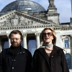 Björn und Anni-Fried Reuss in Berlin