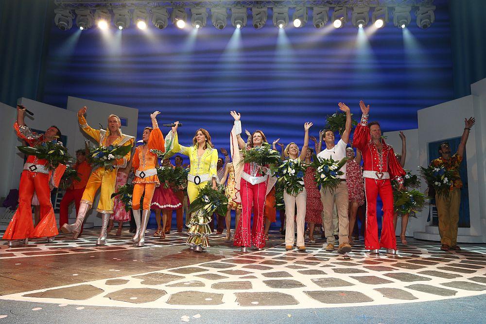 Premiere Mamma Mia Berlin