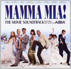 Mamma Mia CD Soundtrack