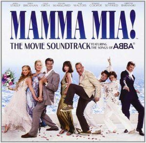 Mamma Mia CD Soundtrack