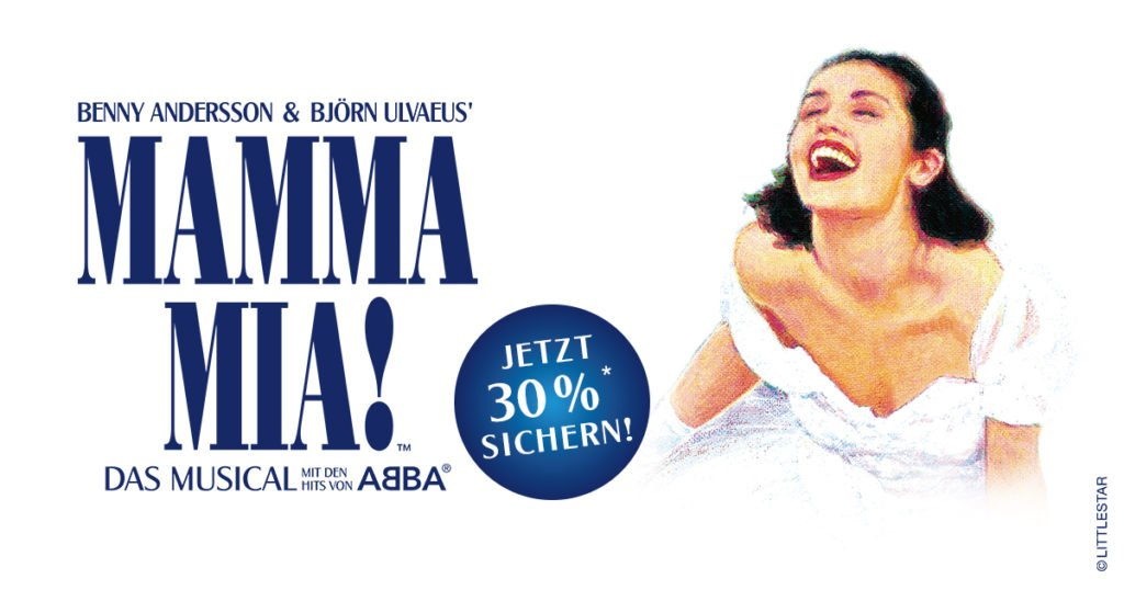 Mamma Mia! Salesweek