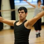 Manuel Lopez im Jazz-Unterricht