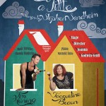MARRY ME A LITTLE die Sondheimrevue ab 28. September 2015 in Wien