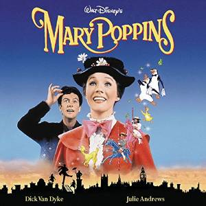 Mary Poppins CD Original Soundtrack