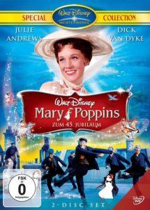 Mary Poppins DVD