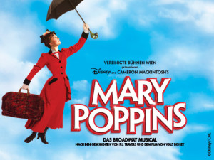 Mary Poppins Sujet