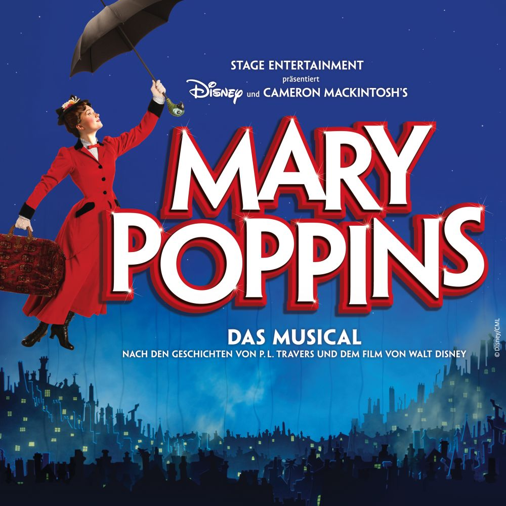 Mary Poppins Stuttgart