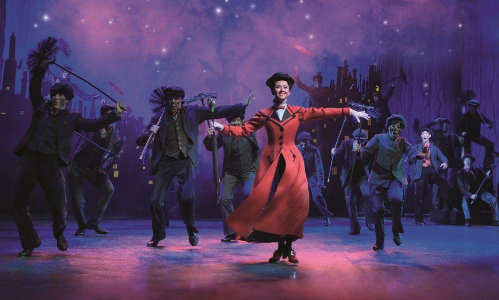 Mary Poppins Schornsteinfeger Tanz