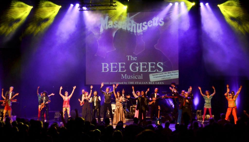 Massachusett, Das Bee Gees Musical