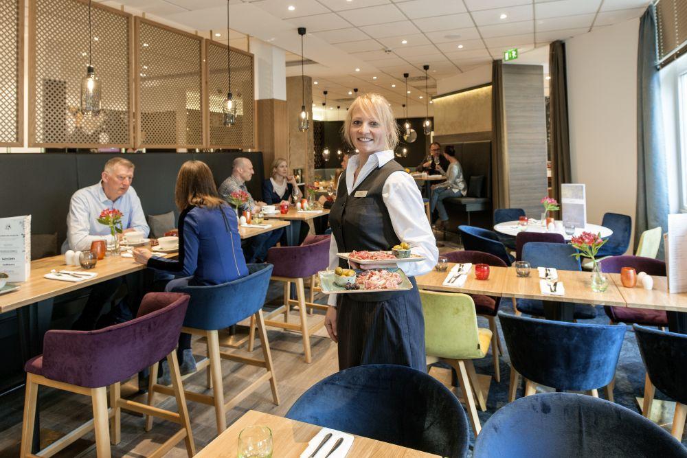 Mercure Hotel Hannover City Restaurant