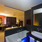 Mercure Hotel Oberhausen Zimmer mit Bad