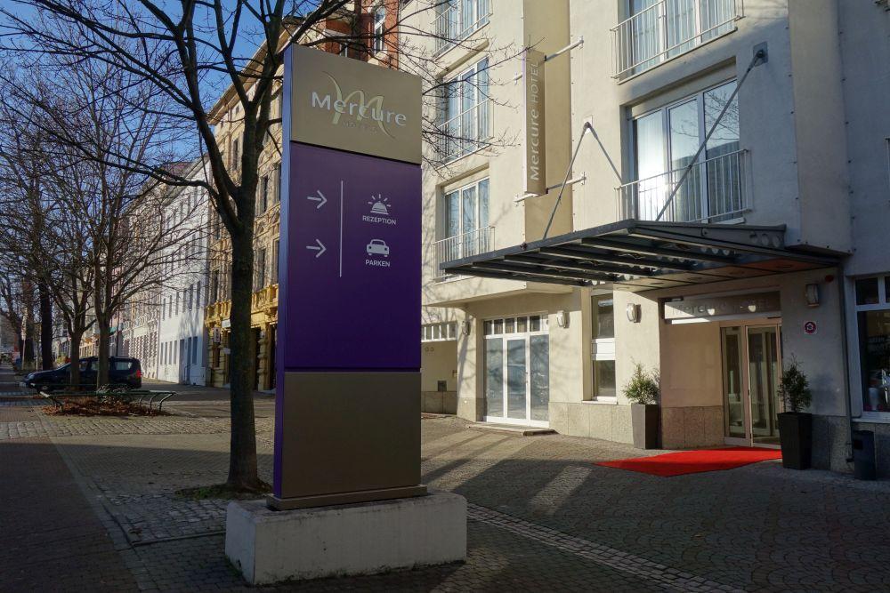Mercure Hotel Magdeburg