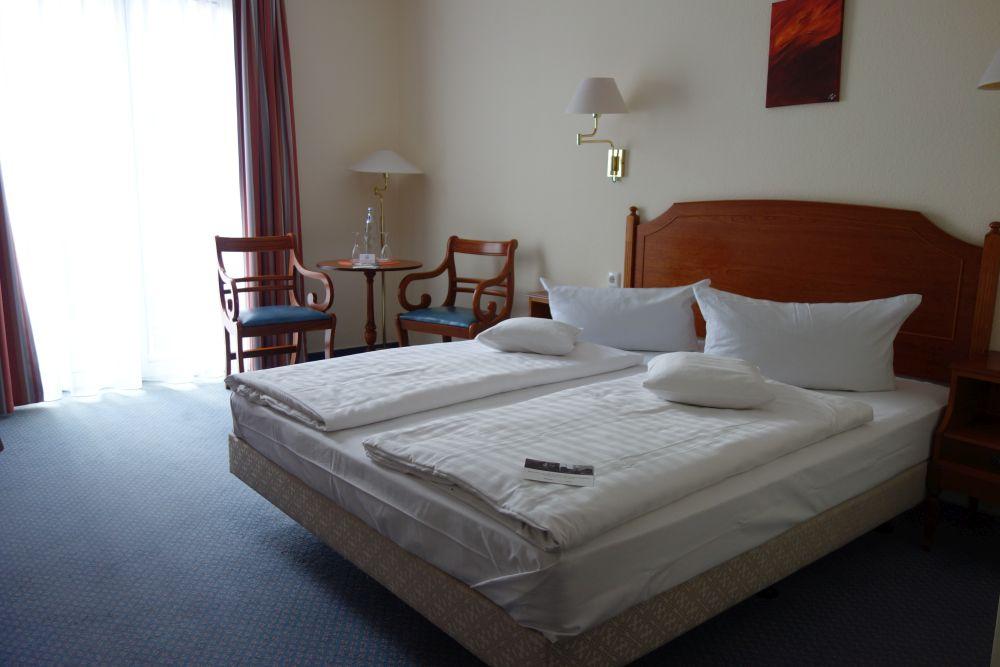 Mercure Hotel Magdeburg Zimmer