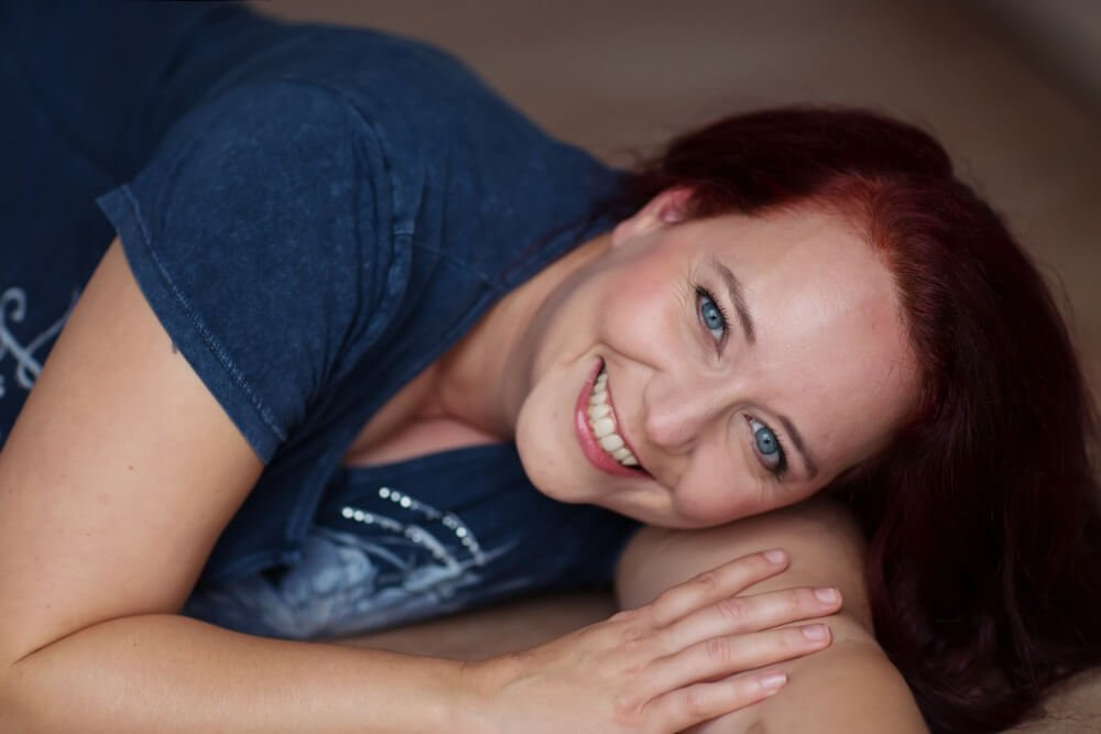 Michaela Schober Porträt 1
