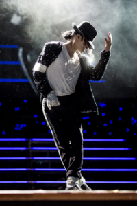 William Hall Michael Jackson Tribute