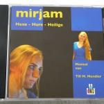CD-Vorstellung: MIRJAM. HEXE – HURE – HEILIGE