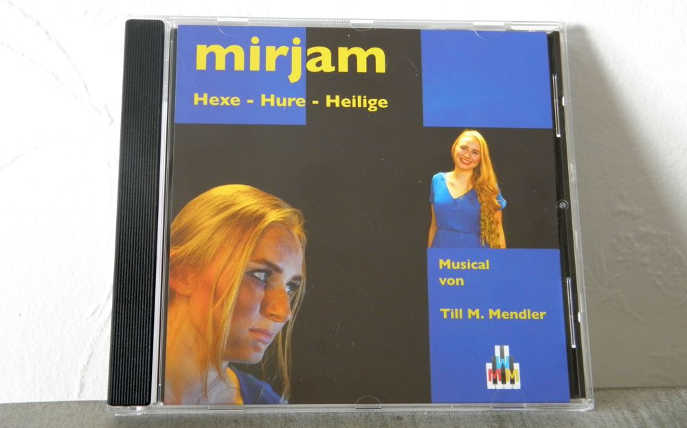 Mirjam CD-Cover