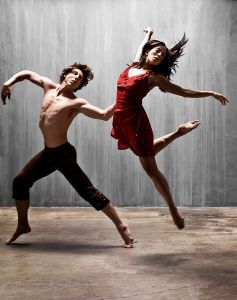 Greg Sample and Jennita Russo of Deyo Dances