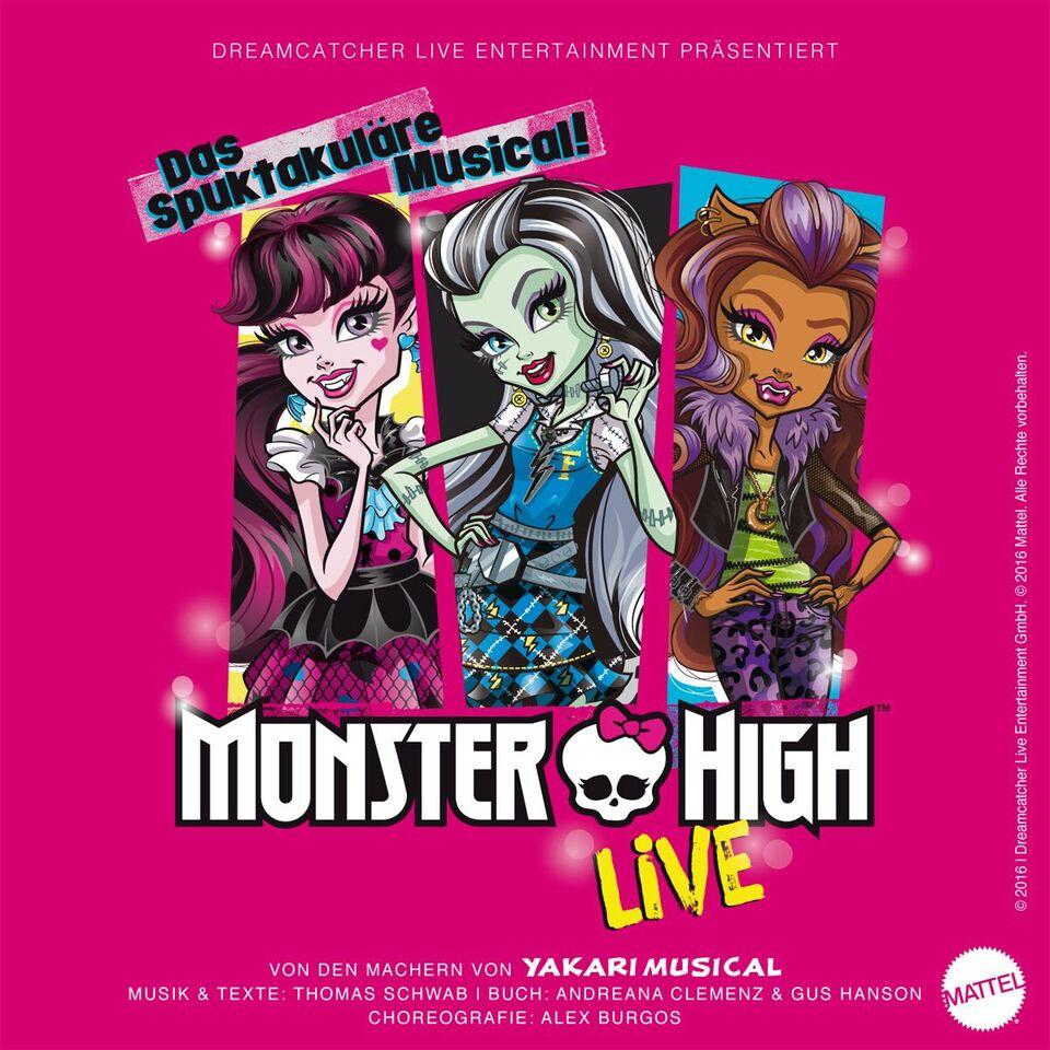 Monster High Musical