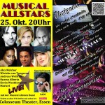 Musical Allstars 2014 in Essen