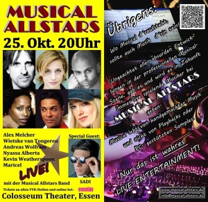Musical Allstars 2014