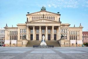 Berlin Konzerthalle Gendarmenmarkt