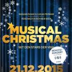 MUSICAL CHRISTMAS – die Benefiz Weihnachtsgala von Marjan Shaki und Lukas Perman