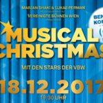 MUSICAL CHRISTMAS an den Vereinigten Bühnen Wien